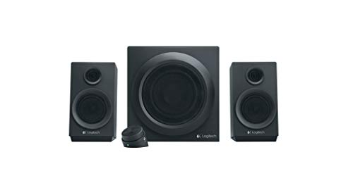Logitech Z333 - Sistema de Altavoces Multimedia + Logitech Bluebox - Adaptador Audio Bluetooth