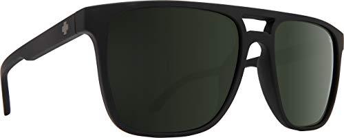 Spy Optic Czar Soft Matte Black/Happy Gray Green One Size