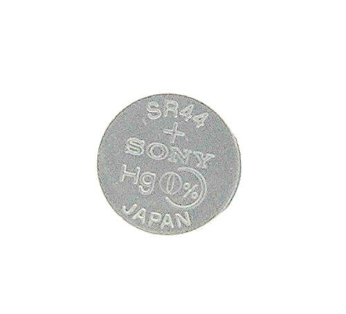 Sony Lot de 1 pile-bouton en oxyde d'argent pour montre, disponible dans toutes les mesures