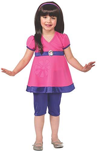 Disfraz de Dora y sus amigas para niña - 3-4 años
