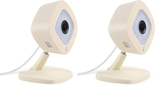 Colorful Silicone Skins for Arlo Q Security Camera; Camouflage and Accessorize Your Arlo Q & Arlo Q Plus Camera in Your Favorite Colors