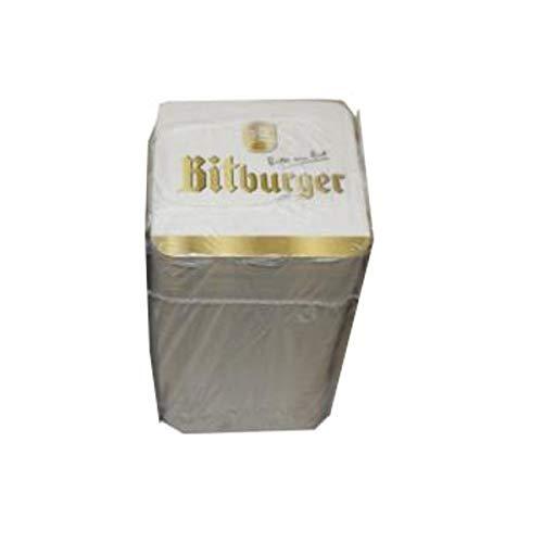 125 Stück Original Bitburger Bierdeckel