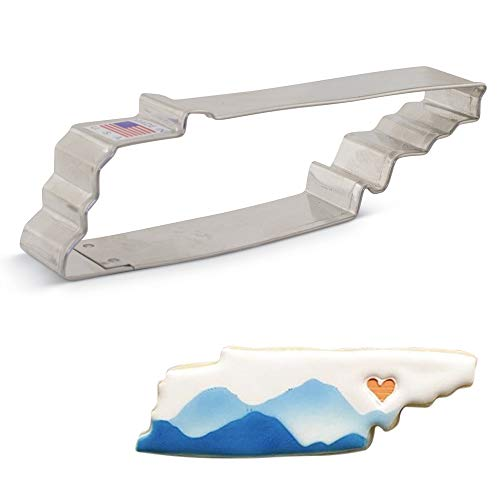 Ann Clark Cookie Cutters State of Tennessee Cookie Cutter, 4'