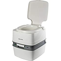 Camping toilet with level indicator Qube XGL 21 liter of Thetford