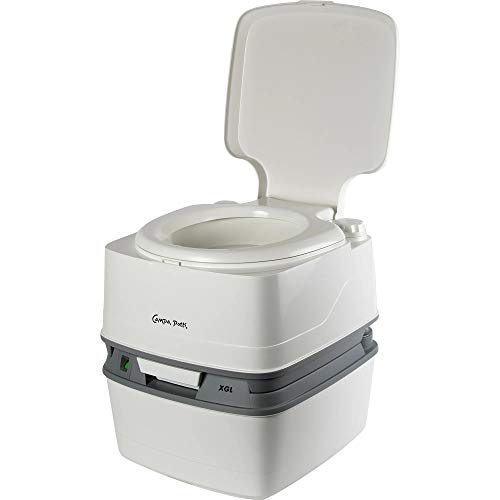 Thetford Qube XGL Camping Toilet with Fill Level Indicator, 21 Litres