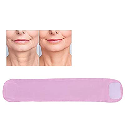 Gel Neck Mask, Hydrating and Anti-wrinkle Reusable Mask for the Neck, for a Smoother and Wrinkle-free Neck Beauty Tool