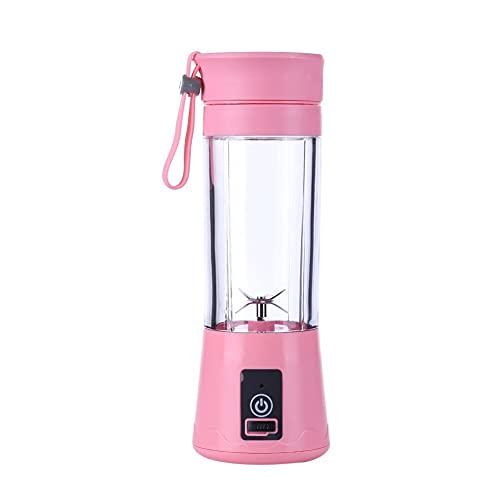 Licuadora de 380 ml, recargable por USB, caja de repuesto para 9 licuadoras, botella de zumo, taza de cítricos, limón, gemse, frutas, batidos