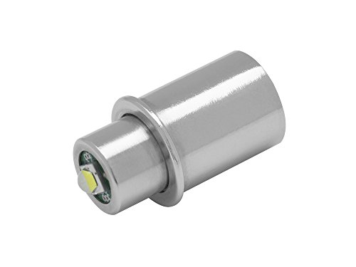 LED-Ersatzbirne für MAG-LITE 1-3 C/D-Cell Taschenlampe   TorchLED-MagLV   1-4,5 Volt 3 Watt 220 Lumen