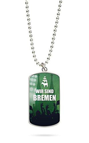 Kette Dog Tag Anhänger Bremen