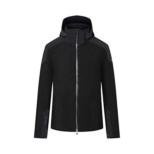 KJUS Men Freelite Jacket Schwarz, Herren Daunen Regenjacke, Größe 52 - Farbe Black