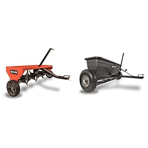 Agri-Fab 45-0299 48-Inch Tow Plug Aerator,Orange &...