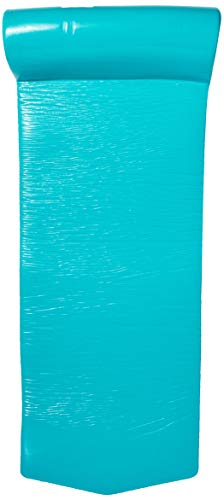 """Texas Recreation Ultimate Swimming Foam Pool Floating Mattress, Teal, 2.25"""" Thick"""