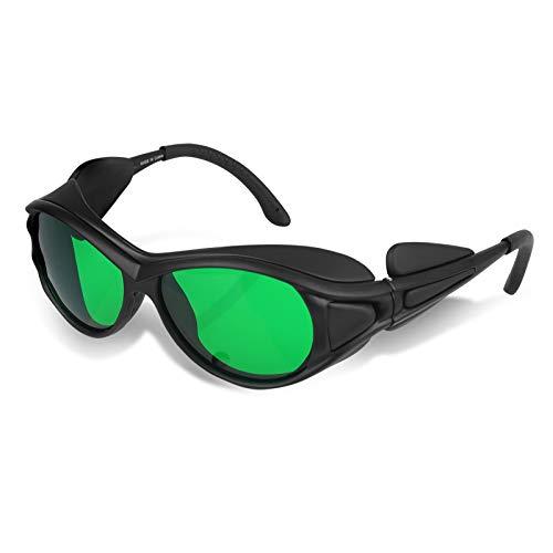 Dereco, 190 nm-490 nm, protección láser para goggles industrial Safety Glassess Eyewear