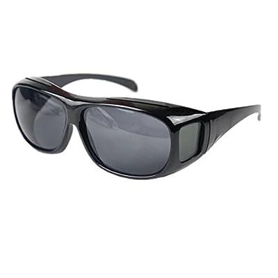 ClearVision HD Night Optics Wraparound Glasses