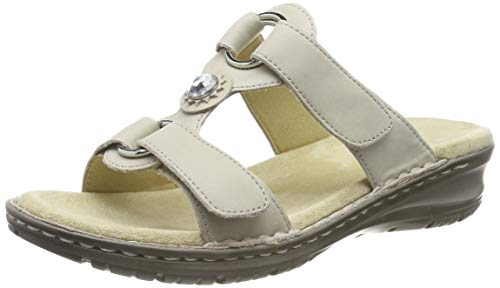 ara Damen Hawaii 1227270 Pantoletten, Beige (Fossil 77), 38 EU(5 UK)