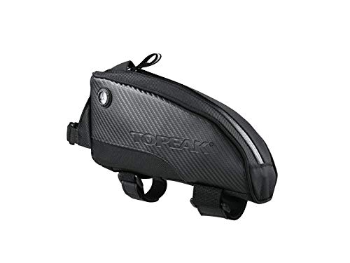 Topeak Fuel Tank with Charging Cable Hole, Medium, Black