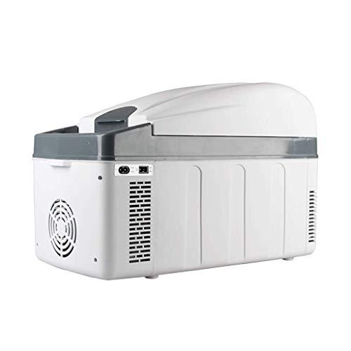 HSJ WYQ- Refrigerador del Coche 20L Refrigeración Doble Mini 24V Camión Grande Disponible refrigeración