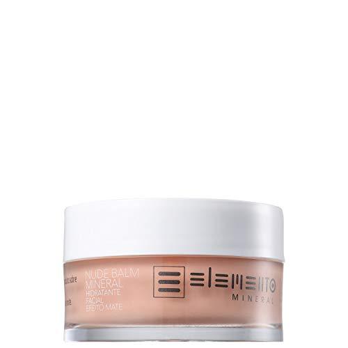 Hidratante Facial Efeito Matte Nude Balm 50g - Elemento Mineral