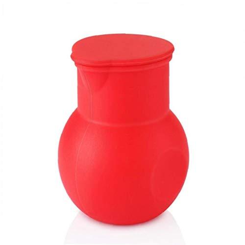 Küche Silikon-schokoladen-Butter Melting Pot Sauce Cup Hitze Milch Gießen Werkzeuge Für Die Mikrowelle Kuchen-backen-zubehör
