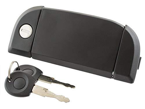 Türgriff Griff Schloss (Außen) Außentürgriff RECHTS VORNE + 2X Schlüssel für T4 IV ab 1990-2003