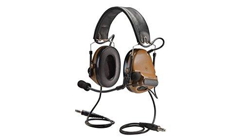 3M PELTOR COMTAC III ACH Tactical Communication Headset MT17H682FB-19 CY, Headband