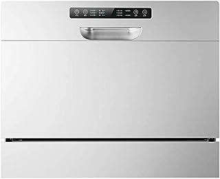 WYZXR Lavavajillas de sobremesa de 1250 vatios para 4-6 Personas, lavavajillas Incorporado en la Cocina, Limpieza rápida, Uso eficiente de la energía, vajilla seca-220V