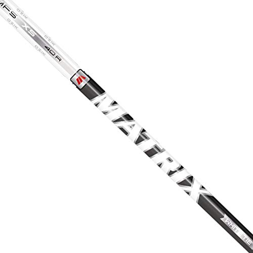 Matrix OZIK X5 White Tie 50 Driver Shaft is the best choice