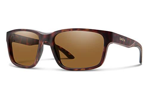 Smith Optics Basecamp Gafas de sol, Multicolor (Matt Hvna), 58 para Hombre