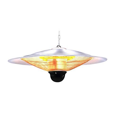 riscaldatore da terrazza a soffitto, Lampada da Riscaldamento Industriale a soffitto, Elettrico...