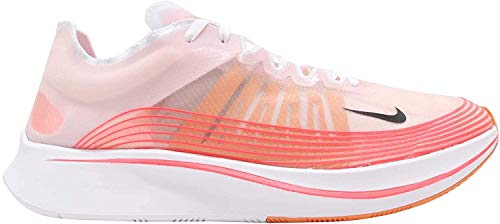 Nike Men's Zoom Fly Sp Competition Running Shoes, Multicolour (Varsity Red/Black/Summit White 600), 9 UK