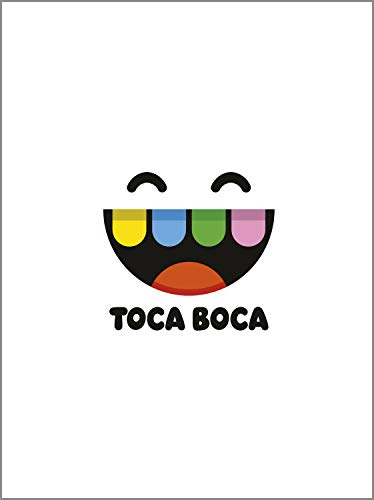 Toca Life: Who's Who?: Sticker Book