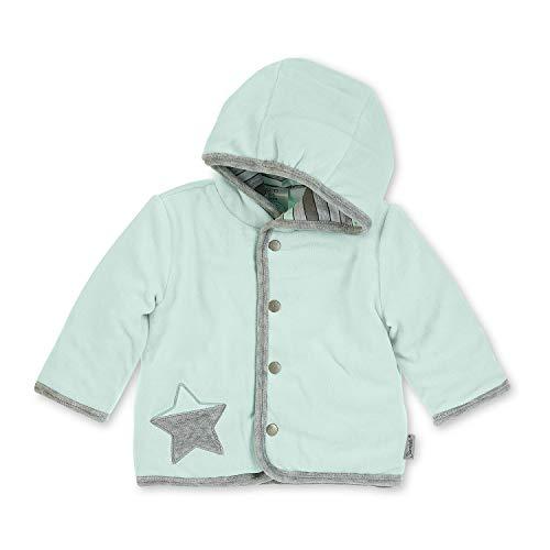 Sterntaler Sterntaler Kapuzen-Jacke Nicki Waldis Filou für Babys, Alter: 4-5 Monate, Größe: 62, Aqua (Mintgrün)