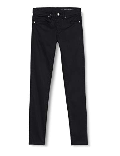ARMANI EXCHANGE Push-up Jeans, Black, W25_L30 Donna