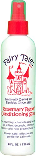 Fairy Tales Rosemary Repel Lice Preventing Conditioning Spray, 8 oz (Pack of 3)
