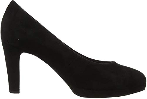 Gabor Shoes Damen Fashion Pumps, Schwarz (Schwarz 47), 39 EU