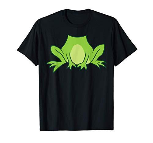 Disfraz de rana genial Disfraz de rana animal divertido Camiseta