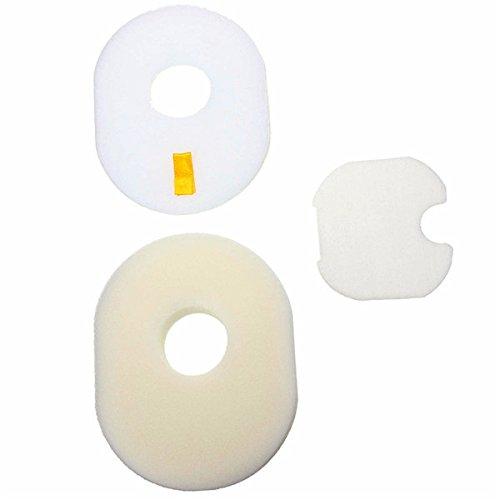 Hitommy Vacuüm Schuim Vilt Filter Kits Voor Haai Raket Vacuüm Xffv300 Hv300 Uv450 Hv310