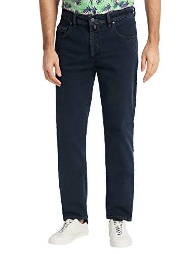 Pioneer Herren Jeans Peter Hose, Blau (Dark Stone 04), 60