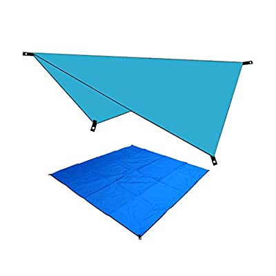 QIANSKY Outdoor Multifunctional Canopy Camping ...