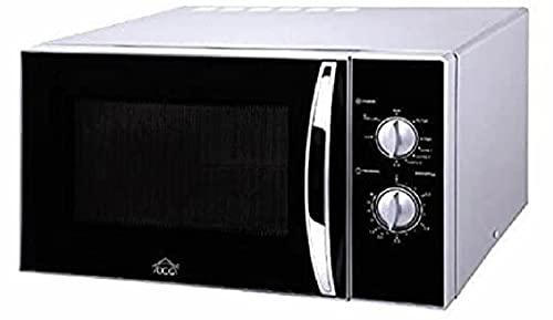 Horno microondas blanco con grill de 25 litros y...