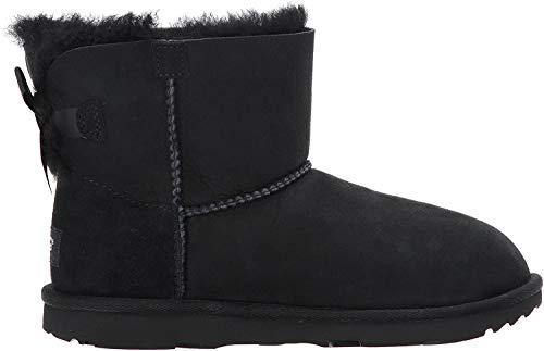 Bootss UGG Mini Bailey Bow II Black 36 Nero