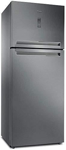 Whirlpool T TNF 8211 OX Frigo-congelatore (423L A+, N-T, 5 kg/24h, A+), Acciaio inossidabile