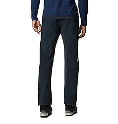 Mountain Hardwear Men's Chockstone Alpine Pant - Dark Storm - Small Regular