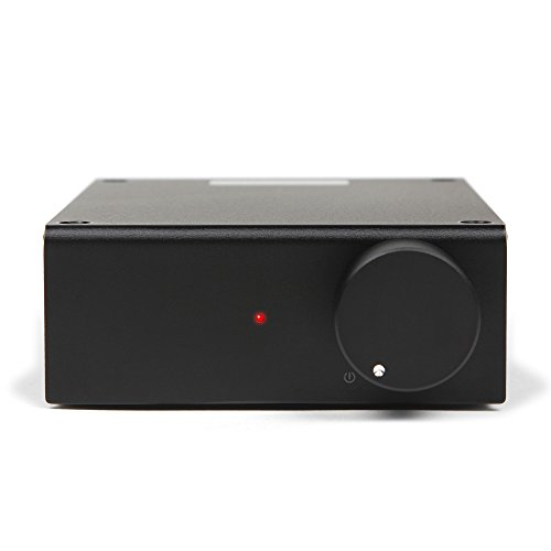 Micca OriGain Compact Stereo Integrated Amplifier 50W x 2 (Black)