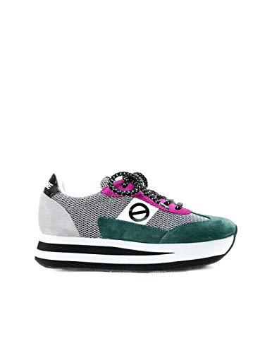 Unbekannt No Name Mädchen Sneaker Mehrfarbig, Mehrfarbig - Mehrfarbig - Größe: 41 EU