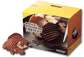 【クール便配送】ROYCE' ロイズ ポテトチップチョコレート オリジナル / ご当地お土産袋付 (3個)