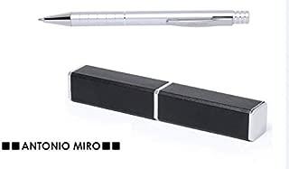 Elegante bolígrafo con estuche Antonio Miró - Pack 12 unidades.