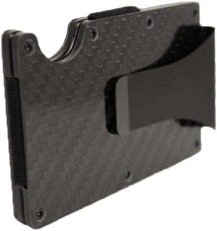 RFID Blocking Carbon Fiber Wallet, RFID Wallet, Carbon Fiber Wallet - Somewhere Living