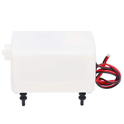 Mini bomba de aire eléctrica, 4W 6‑8L/min 15‑25kpa AC DC Inflador eléctrico...