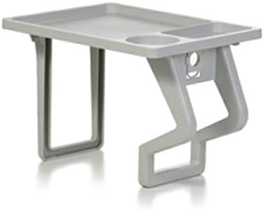 AquaTray Spa Side Table Gray